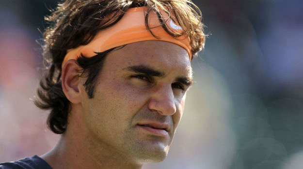 Atp, Tennis, Roger Federer, Sicilia, Archivio