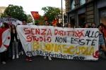 Sindacati e studenti in piazza per lo sblocco dei fondi regionali, flashmob a Palermo - Foto