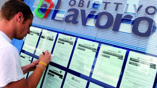 disoccupazione, giovani e lavoro, Istat, Sicilia, Economia