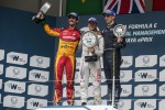 Formula E, disputate in Malesia le gare per auto elettriche - Foto