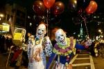 Dolcetto o scherzetto? Halloween nel mondo tra mostri e zucche. Tutte le foto