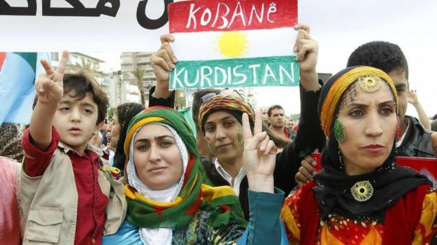Isis, kobane, Siria, Turchia, Sicilia, Mondo