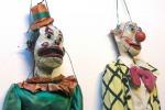 Dal circo al jazz club: ecco le marionette create da Podrecca