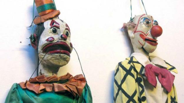 marionette, museo, Palermo, spettacolo, Palermo, Cultura
