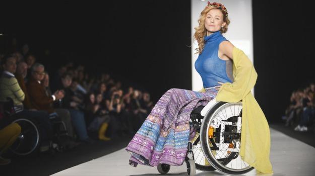 collezione, disabili, moda, novità, passerella, Sicilia, Società