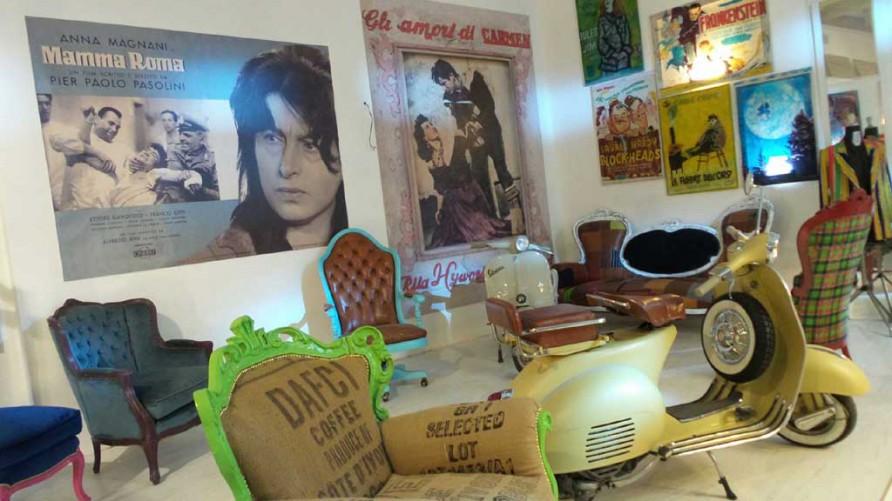 A palermo è tempo di vintage: mostra di oggetti per un tuffo nel