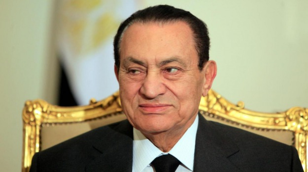 Hosni Mubarak, Sicilia, Mondo