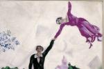 La «pittura-favola» di Marc Chagall in mostra