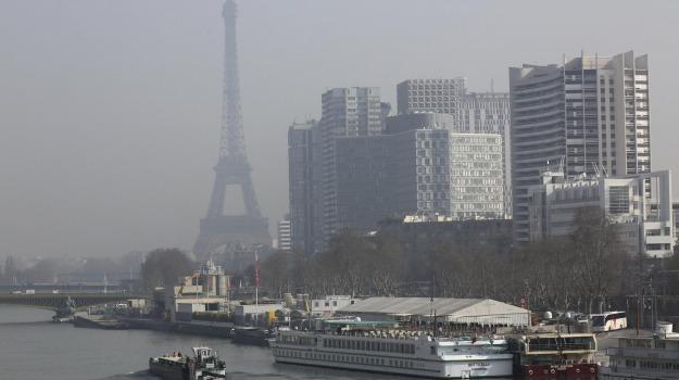 città, inquinamento, passivo, smog, Sicilia, Vita