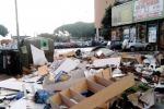 Raccolta dei rifiuti ferma, emergenza in otto comuni