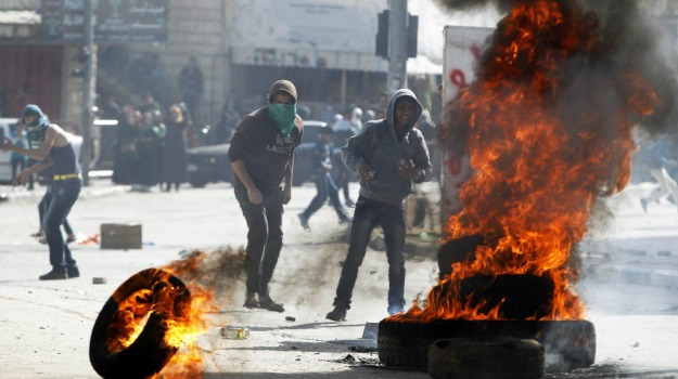 gerusalemme, Israele, palestina, scontri, Sicilia, Mondo