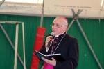 Nicosia, il vescovo coinvolto in un incidente stradale