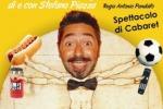 Cabaret a Palermo per raccontare... l'Italia nel pallone