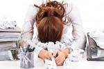 Lo stress da lavoro provoca depressione: a rischio un europeo su quattro
