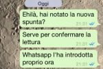 WhatsApp introduce la doppia spunta blu: tutti i passaggi per evitarla