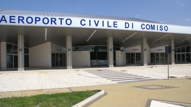 Aeroporto, comiso, Ragusa, Cronaca