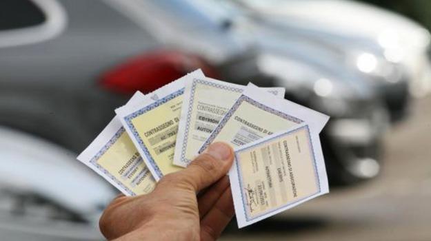 assicurazioni, istituto di vigilanza, rc auto, Sicilia, Economia