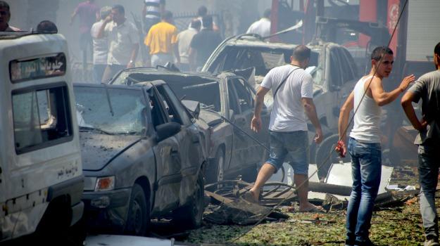 attentato, morti, moschea, strage, Sicilia, Mondo