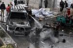 Orrore in Pakistan, bomba contro uno scuolabus: due morti e cinque feriti