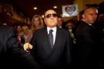 Uveite: Berlusconi torna al S. Raffaele di Milano