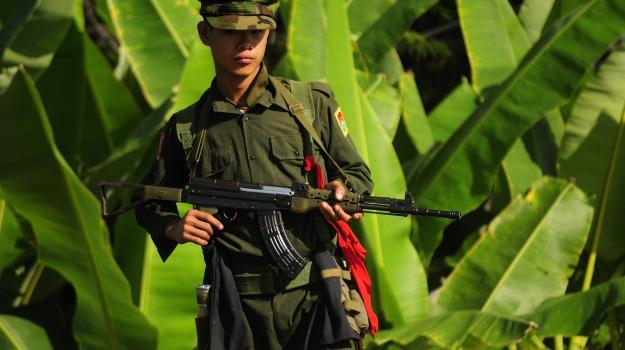 esercito, kachin, morti, ribelli, Aung San Suu Kyi, Sicilia, Mondo