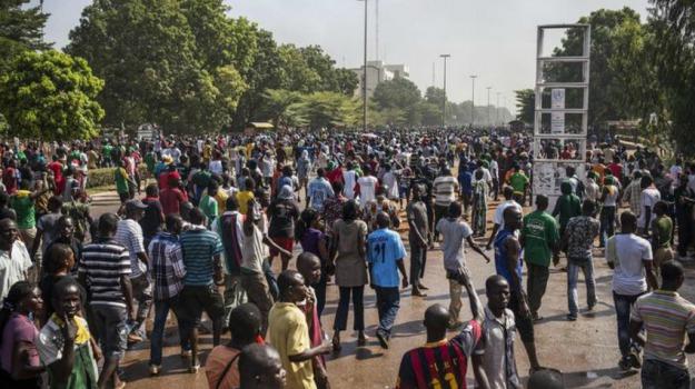 Burkina Faso, Caos, Sicilia, Mondo
