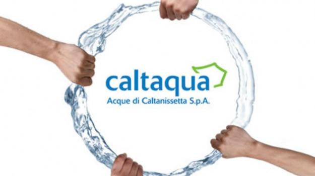 caltaqua, Caltanissetta, Economia
