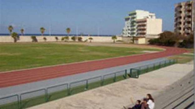 campo coni ristrutturazione, Trapani, Sport