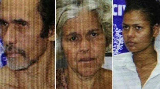 Brasile, Cannibalismo, condanna, Sicilia, Mondo