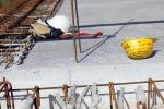 Colpito da calcinacci, operaio ferito a Siracusa: denunciato il suo datore di lavoro