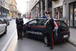 Bambina si perde in via Ruggero Settimo: ritrovata dai carabinieri