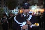 Palermo, la Fanfara del XII Battaglione dei Carabinieri di Sicilia