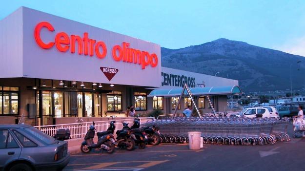 centro commerciale olimpo, confisca, Palermo, riapertura, Palermo, Economia