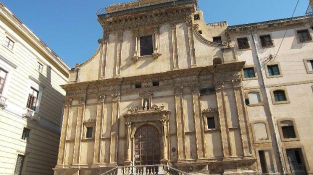 chiesa della Mazza Palermo, chiesa di Santa Caterina palermo, chiesa di Santa Maria del Soccorso Palermo, Lina Bellanca, Palermo, Cultura