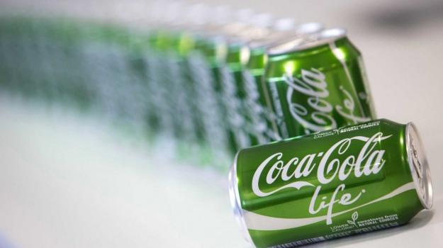 calorie, Coca Cola, LIFE, verde, Sicilia, Società
