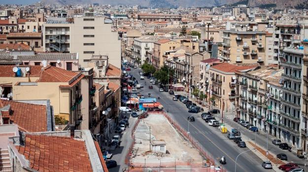 Palermo, ponte, sensi di marcia, tram, Palermo, Cronaca