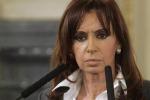 Argentina, la presidente Kirchner ricoverata per febbre infettiva