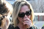 """Processo escort, Patrizia D'Addario piange davanti ai giudici: """"Cena con Berlusconi mi avrebbe cambiato la vita"""""""