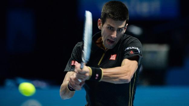 Finals, londra, O2, Tennis, Sicilia, Archivio