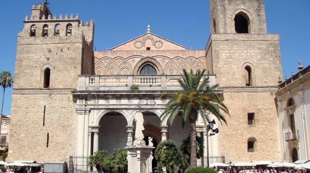 allarme bomba monreale, Palermo, Cronaca