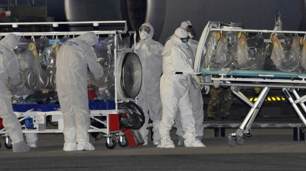 ebola, medico contagiato, Catania, Enna, Cronaca