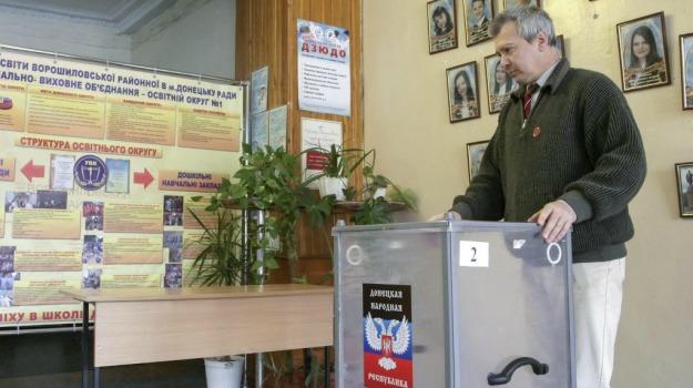 elezioni, filorussi, presidenziali, separatisti, Ucraina, Sicilia, Mondo
