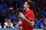Federer regala la coppa Davis alla Svizzera: battuta la Francia
