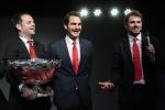 Tennis, rientro da eroi per Federer e Wawrinka