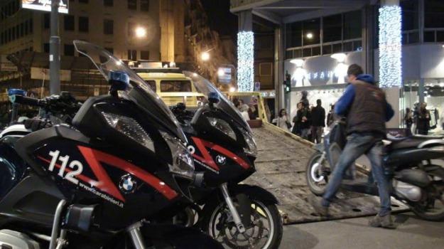 carabinieri, casco, Palermo, Palermo, Cronaca