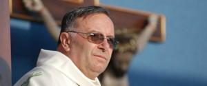 L'arcivescovo di Agrigento Francesco Montenegro