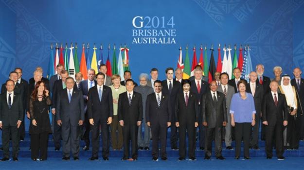 ebola, G20, Sicilia, Mondo