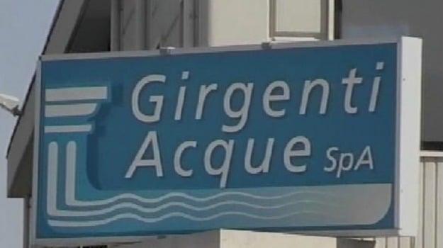 girgenti acque incontro commissario sindacati, Gervasio Venuti, Agrigento, Economia