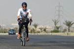 Giro d'Egitto in bici, si avvera il sogno di Galal tra mare e deserto