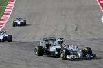 Doppietta Mercedes negli Usa Hamilton vince e stacca Rosberg